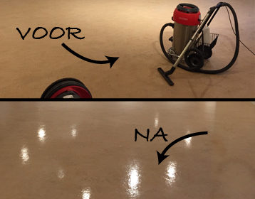 rubber vloer